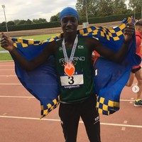 From the Leaving Cert to the European Games in 5 days: Appiah scaling new heights for Longford