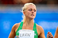 'My fire had been bright, but it was burning out': Lavin's love for hurdles rekindled