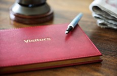 Data Commission says banning visitor books is a 'disproportionate approach' to data privacy