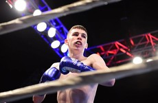 Stevie McKenna will seek a third straight pro victory on Saturday week