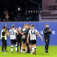 Dundalk see lessons in Qarabağ's success as Champions League quest gathers pace