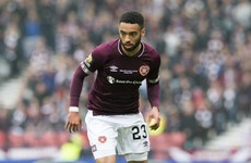 Irish winger rewarded with three-year deal after encouraging first season at Hearts