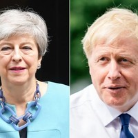 May to hand in resignation as Johnson forms new Cabinet