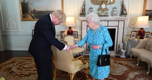 As it happened: Boris Johnson is now the British Prime Minister