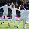 Ireland lead England by 122 runs after bowling hosts out for 85 in historic Lord's Test