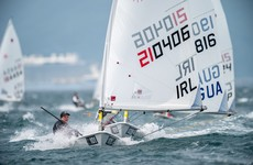 Tipperary sailor qualifies Ireland's first boat for 2020 Olympics