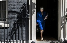 Praising duty and democracy, Theresa May bows out as UK Prime Minister