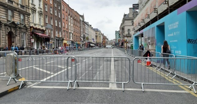 Council hails 'overwhelmingly positive' traffic-free College Green with plan to double space this Sunday