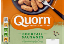 Batch of Quorn sausages recalled due to possible presence of small metal pieces