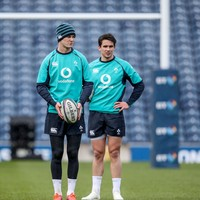 O'Driscoll: Carbery not a 'genuine threat' to Sexton as Ireland's starting RWC 10