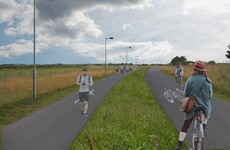 Construction commences on new €2.5 million coastal cycling route in north Dublin