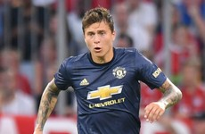 'I like the competition' - Lindelof welcomes United's pursuit of Maguire