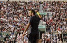 French Open round-up: Federer and Djokovic survive scares