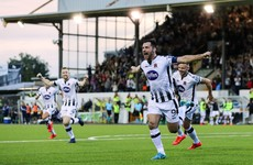 Hoban strikes late to hand Dundalk a Champions League lifeline against Qarabag