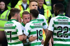 Celtic put one foot in the next round with comfortable first-leg victory