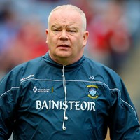 Westmeath 'not renewing association' with Joe McDonagh final-reaching hurling boss