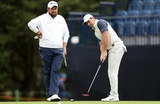 McIlroy tells Lowry: 'You'll always be a national hero'