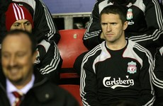 'Him and Benitez just never clicked': Carragher looks back on Robbie Keane's brief Liverpool stint