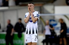 'The best couple of hours of my life' - Fatherhood gives Dundalk winger Duffy a new perspective