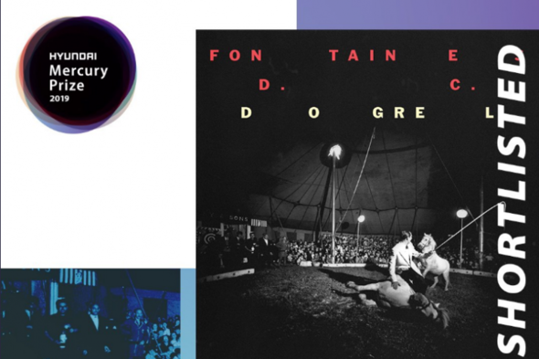 Irish band Fontaines DC nominated for prestigious Mercury Prize