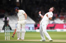 Ireland battle hard to retain the upper hand in absorbing Lord's Test