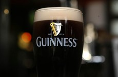 The maker of Guinness is still 'tracking' the cannabis market for potential investments