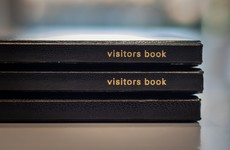 Visitor books will be returned to heritage sites after data protection concerns