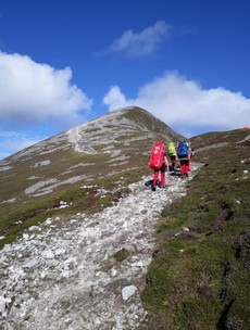 Mass and mountain rescuers: Thousands set to climb Croagh Patrick for Reek Sunday
