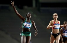 Golden girl Adeleke seals sprint double at European Youth Olympics