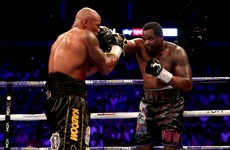 UK Anti-Doping and British Board knew of Whyte's positive test, but opponent wasn't informed - report