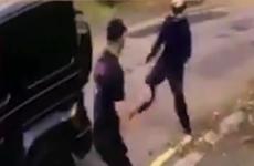 Arsenal pair Kolasinac and Ozil fight off knife-wielding car-jackers in London