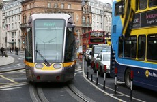Luas services suspended between St Stephen's Green and Dawson Street after man is stabbed