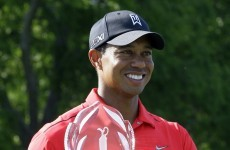 "Proud Tiger Woods: ""I have a lot of good years ahead of me."""