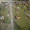 Quiz: What was happening in Europe during this week's heatwave?