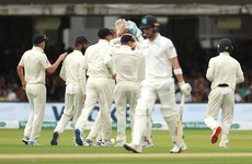 Ireland's pursuit of history mercilessly ended by England's fast bowlers