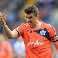 Joey Barton is punched outside a Liverpool nightclub