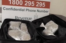 Cannabis worth over €50,000 seized at Dublin airport