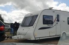 Gardaí recover 12 stolen caravans in south Dublin raid