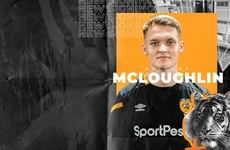Hull City confirm signing of Cork defender Seán McLoughlin