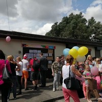 'What do we want? Davy out' - Protest held outside Hyde and Seek creche