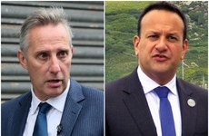 Ian Paisley Jr accuses Coveney and Varadkar of 'unnecessarily aggressive' language