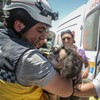 Global 'collective shrug' criticised as violence spike in Syria sees death toll soar