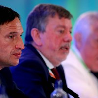Conway sails through re-election as Paul Cooke voted FAI vice-president