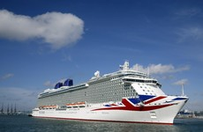 Passenger 'dressed as clown' sparks brawl on British cruise ship