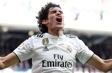 Wolves complete loan signing of Real Madrid defender