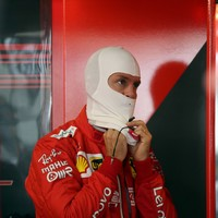 'I don't know what happened. Something broke': Dreadful day for Vettel sees Hamilton take pole position