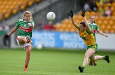 Mayo through to All-Ireland quarter-finals thanks to full-forward line's 1-20 haul