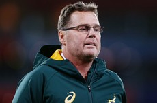 Rassie Erasmus satisfied after 'lucky' Springboks deny All Blacks in Wellington