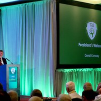 Shane Ross loses his stand-off with the FAI at an AGM that doesn't mention John Delaney once