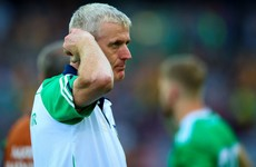 'We knew it was after taking a touch' - Kiely rues late officiating error